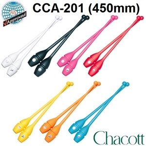 Chacott Plastic Clubs (450 mm) 5358-65201