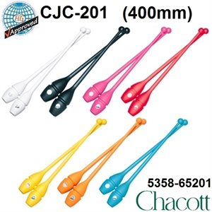 Chacott Plastic Clubs (400 mm) 5358-65201