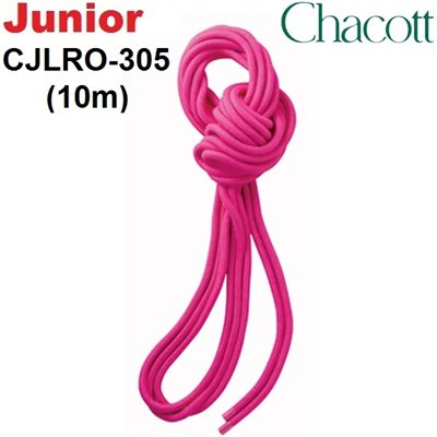 Chacott Junior Gym Long Pink Rope (Rayon) (10 m) 301509-0005-88