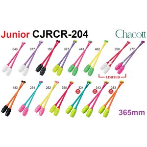 Chacott Junior Rubber Clubs (365 mm) (Linkable ends) 301505-0004-38