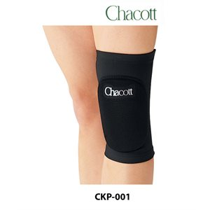 Chacott Black Knee Protector 301512-0001-58-009