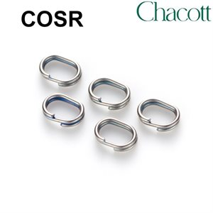 Chacott Oval Split Rings 301502-0022-18