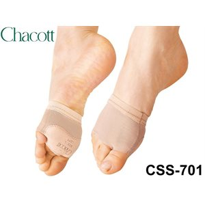 Chacott Open Toe Skin Tone Shoes 3188-06701