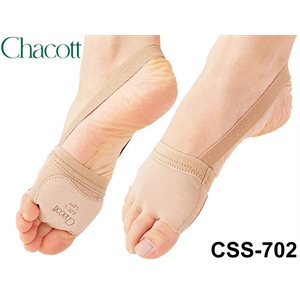 Chacott Pro Skin Toe Shoes 3188-06702
