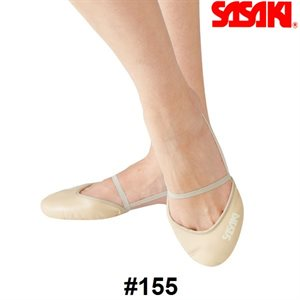 Sasaki Medium (M) Leather Half Shoes #155