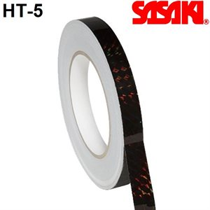 Sasaki Black (B) Hologram Formed Adhesive Tape HT-5