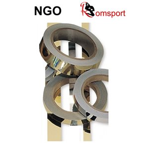 Romsports Gold & Chrome Tape NGO