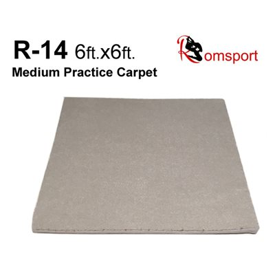 Rhythmic Gymnastics Practice Carpet RT-14-6X6