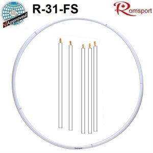Romsports Sectional Flexible Hoop (Unassembled) R-31-FS