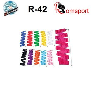 Romsports Ribbon (6 m) & Stick (56 cm) Set R-42