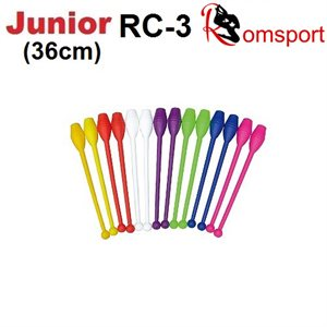Romsports Junior Plastic Clubs (36 cm) RC-3