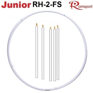 Romsports Junior Sectional Flexible Hoop (Unassembled) RH-2-FS