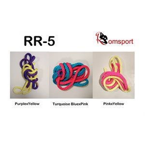 Romsports Two-Color Soft Rope RR-5