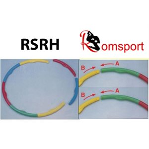 Romsports Sectional Recreational Hoop RSRH
