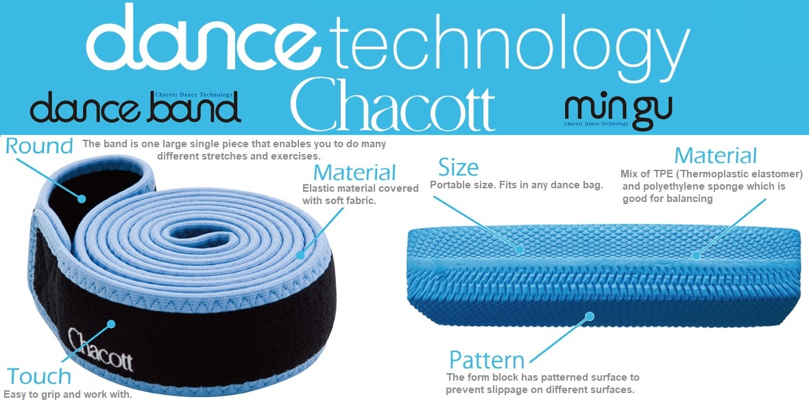 Chacott Dance Technology
